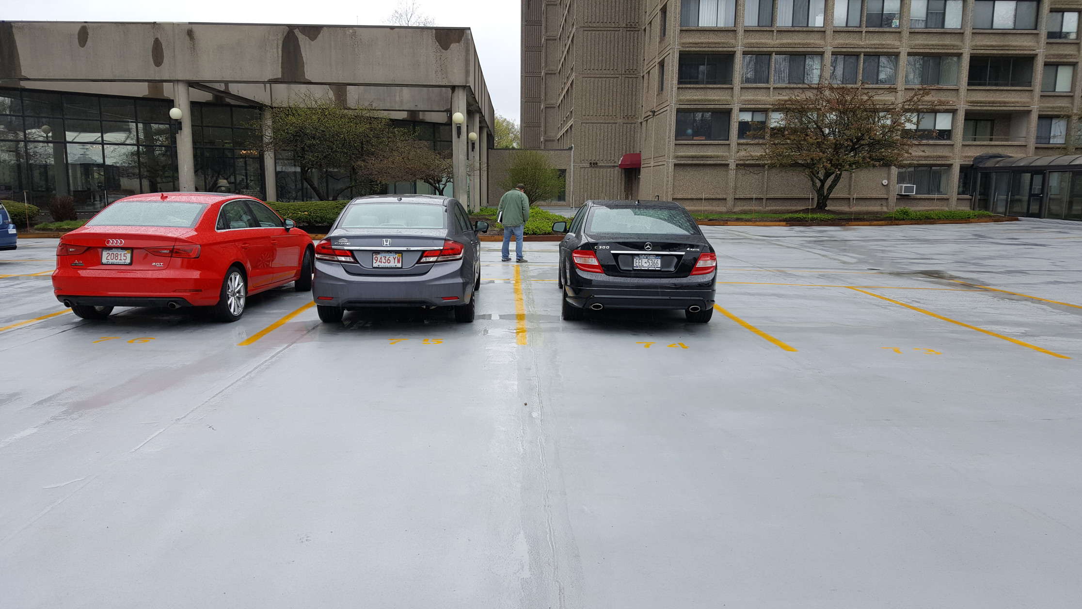 Parking Garages Need Love, Too!